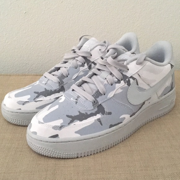 ... Camo Air Force 1 Size 7y 3db2e8d696